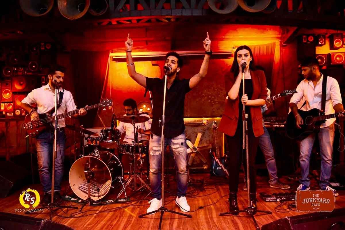 Live Bands For Weddings In Delhi Aawaaz The Bands